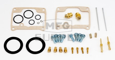 26-1940 Ski-Doo Aftermarket Carburetor Rebuild Kit for 2001 Summit 500F Model Snowmobiles