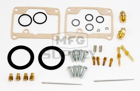 26-1942 Ski-Doo Aftermarket Carburetor Rebuild Kit for Various 2003-2009 550F & 550X Model Snowmobiles
