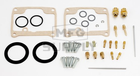 26-1943 Ski-Doo Aftermarket Carburetor Rebuild Kit for Most 2007-2018 550 Model Snowmobiles
