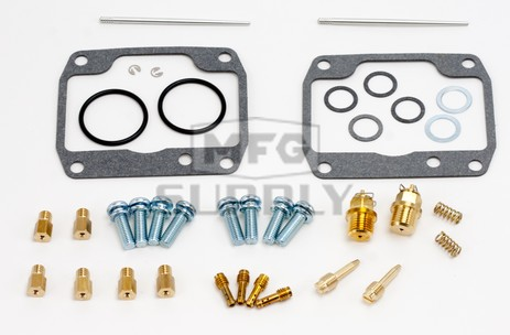 26-1950 Arctic Cat Aftermarket Carburetor Rebuild Kit for Some 1993-2000 440 Liquid Cooled Model Snowmobiles
