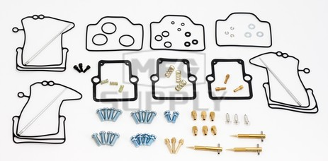 26-1959 Arctic Cat Aftermarket Carburetor Rebuild Kit for 2000-2002 1000 Model Snowmobiles