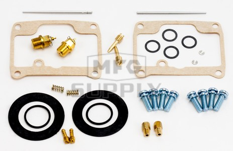 26-1963 Polaris Aftermarket Carburetor Rebuild Kit for 1995 440 XCR Model Snowmobiles