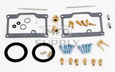 26-1965 Polaris Aftermarket Carburetor Rebuild Kit for Some 1983-1987 440 Sport & Long Track Model Snowmobiles