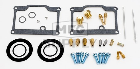 26-1967 Polaris Aftermarket Carburetor Rebuild Kit for Various 1995-1999 440 & 550 Model Snowmobiles