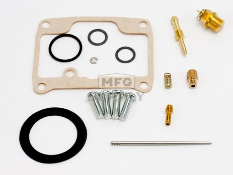 26-1978 Ski-Doo Aftermarket Carburetor Rebuild Kit for 2006-2009 300F Model Snowmobiles