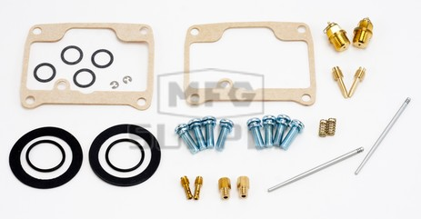 26-1980 Ski-Doo Aftermarket Carburetor Rebuild Kit for 2004 380F Model Snowmobiles