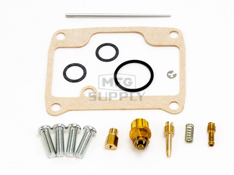 26-1990 Ski-Doo Aftermarket Carburetor Rebuild Kit for 1987 Alpine 503 Model Snowmobiles