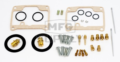 26-1993 Ski-Doo Aftermarket Carburetor Rebuild Kit for 1989-1992 Formula Plus Model Snowmobiles
