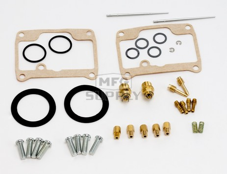 26-1995 Ski-Doo Aftermarket Carburetor Rebuild Kit for 1993 Formula Plus & Grand Touring Model Snowmobiles