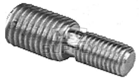 27-10682 - Stud for Multi Application Trimmer Head. 7mm x 1.00 x 10mm x 1.25 Male LH stud.