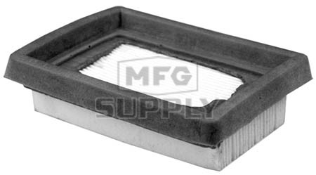 27-11659 - Air filter for Stihl trimmers.