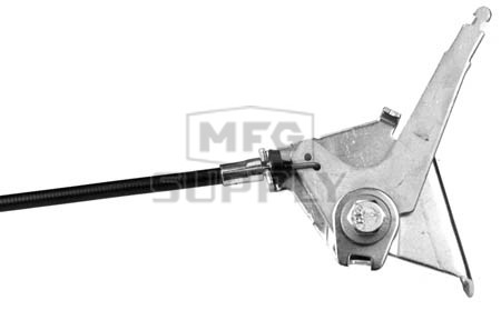 "3-12218 - 54"" Throttle Cable Replaces Exmark 1-633696"