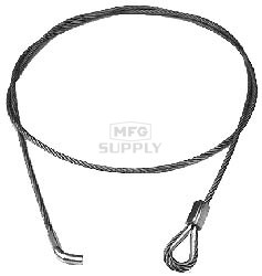 3-9695 - Scag 48045 Winch Cable