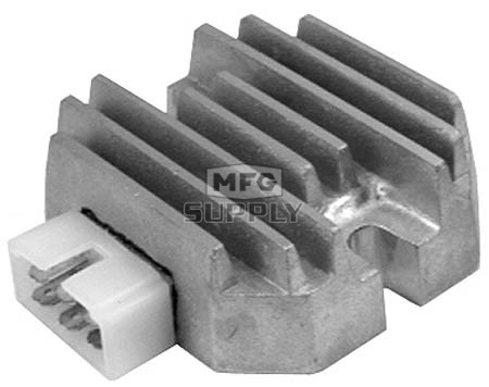 31-10673 - Voltage Regulator replaces Kawasaki 21066-2070.