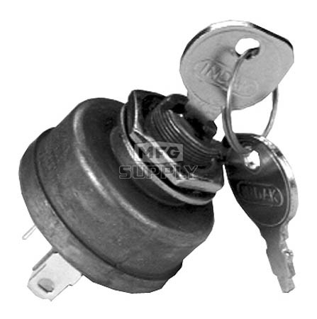 31-11018 - Ignition switch replaces Toro 27-2360.