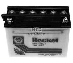 31-7724 - Rider Mower Battery for MTD