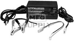 32-10344 - 6/12 Volt 1.5 Amp Automatic Schumacher Battery Charger.