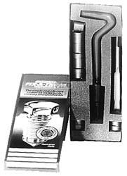 32-2306 - 10-32 Steel Insert (Pkg Of 10 - Priced Each)