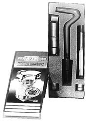 32-2313 - 1/4-20 Steel Insert (Pkg Of 10 - Priced Each)