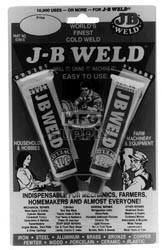 32-9077 - J B Weld Cold Weld Compound