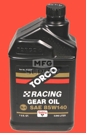 32-9458 - Torco Gear Oil 32 Oz Bottle