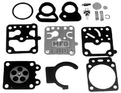 38-8260 - Walbro K10-WZ Carb Kit