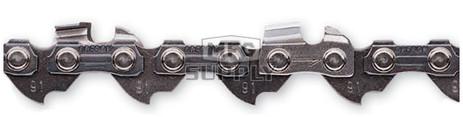 "91VXL-25 - Oregon: 25 feet Low Profile Semi-Chisel Chain. 3/8"" pitch, 050 gauge"