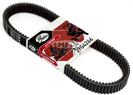 39G4266 - Gates G-Force Snowmobile Drive Belt. Fits Ski-Doo Snowmobiles