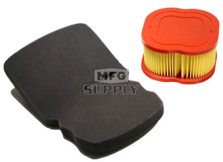 43915-W1 - Husqvarna 371K Cut-off saws Filter Combo