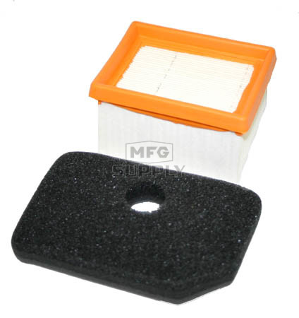43916-W1 - Makita 6200 / 6300 / 7300 Filter Combo