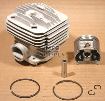 44228-W1 - Stihl TS400 AVSE Cylinder & Piston Assembly.