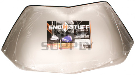 "450-114 - Arctic Cat 10"" Windshield Smoke"