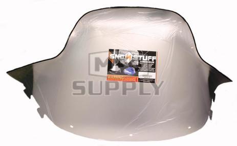 "450-241-01 - Polaris Standard 17-3/4"" Windshield  Clear. New Generation Style Hood."
