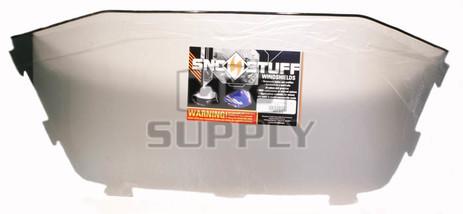 """450-430 - Ski-Doo/Moto-Ski 8"""" Windshield Smoke"""