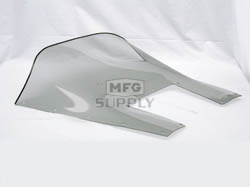 450-463-02 - Ski-Doo Medium Smoke Windshield. 91-94 models.