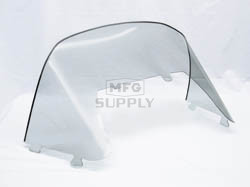 450-623 - Yamaha Medium High Windshield Smoke
