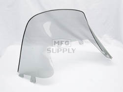 "450-632 - Yamaha Medium 16-1/2"" Windshield Smoke"
