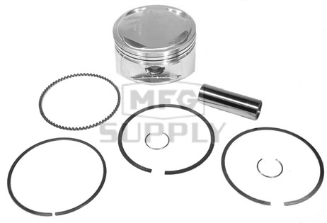 4606M08550 - Wiseco Piston for Honda 99-04 TRX400EX, 10:1 comp. .020 oversize