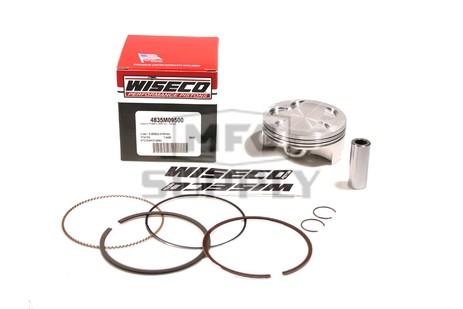 4835M09500-W1 - Wiseco Piston for Yamaha YFZ450. Std size. Hi-Compression.