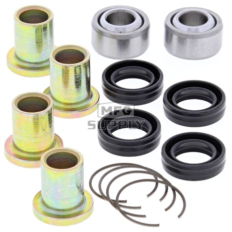 50-1019 Honda Aftermarket Front Upper & Lower A-Arm Bearing & Seal Kit for 1987-1989 TRX250R