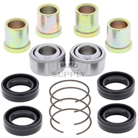 50-1020 Honda Aftermarket Front Upper & Lower A-Arm Bearing & Seal Kit for Various 1987-2014 ATV's