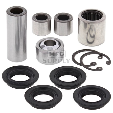 50-1029-L Kawasaki Aftermarket Front Lower A-Arm Bearing & Seal Kit for Some 2004-2013 650, 700, and 750 Model ATV's