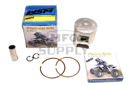 "50-210-04 - ATV .010"" (.25 mm) Over Piston Kit For Honda TRX250R 87-89"