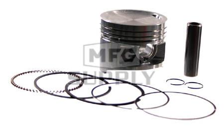 """50-221-05 - ATV .020"""" (.50 mm) Piston Kit For 81-86 Honda ATC 200E/ES/M/S"""
