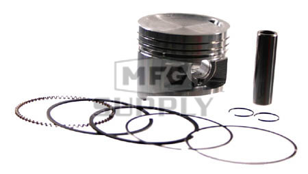 "50-221-06 - ATV .030"" (.75 mm) Piston Kit For 81-86 Honda ATC 200E/ES/M/S"