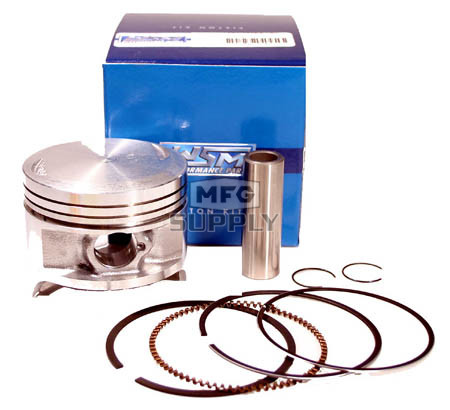 "50-224-04 - ATV .010"" (.25 mm) Piston Kit for '85-87 Honda ATC250ES/SX, TRX250."
