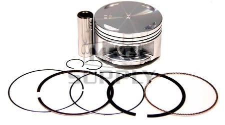 "50-228-04 - ATV .010"" (.25 mm) Piston Kit for 99-04 TRX400EX Sportrax"