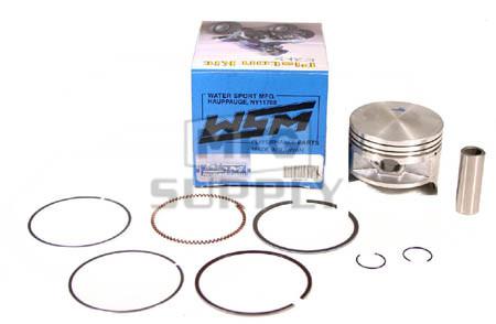 """50-400-04 - ATV .010"""" (.25 mm) Piston Kit for many Suzuki 230 models."""
