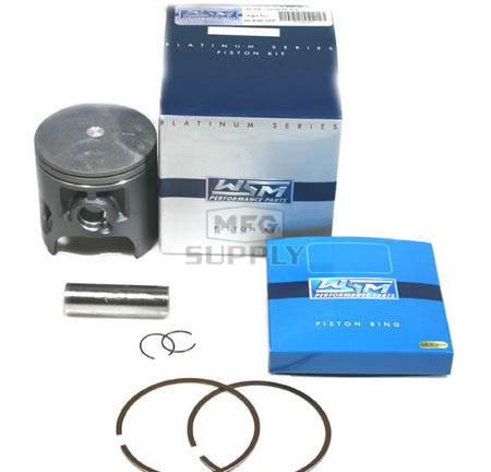"50-530-07 - ATV .040"" (1 mm) Over Piston Kit For Yamaha Blaster"
