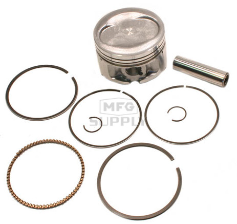 "50-535-04 - ATV .010"" (.25 mm) Piston Kit for many Yamaha: 250 models."